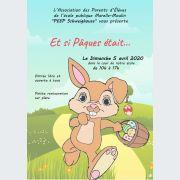 Marché de Pâques à Schweighouse
