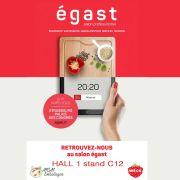 MCM Emballages sera au Salon EGAST 2020