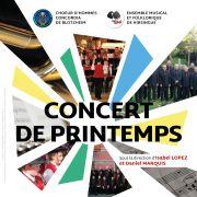 Concert de Printemps 2020 - EMF Hirsingue