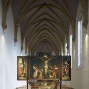 Visite du retable d\'Issenheim et sa restauration
