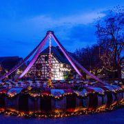 Noël 2021 à l\'Ecomusée d\'Alsace : Noël d\'hier et d\'aujourd\'hui
