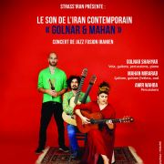 «Le son de l\'Iran contemporain» - Golnar & Mahan