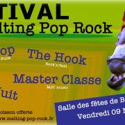 Festival melting pop rock