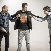 Grégory Ott trio & friends - Hommage à Michel Petrucciani
