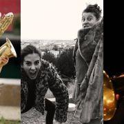Micro-concerts : Laure Fischer, Duo Qonicho Ah et Matthias Müller