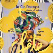La Cie Dounya fête l\'été