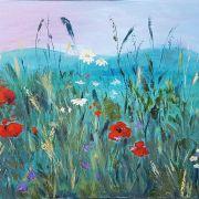Exposition de peintures de Marie Jeanne Gillmann