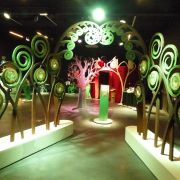 Inauguration La mécanique des plantes