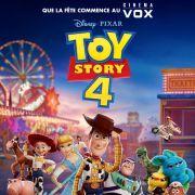 Avant-première : Toy Story 4