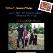 Quatuor de Saxophone : RiediSax Quartet