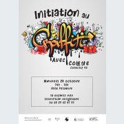 Initiation au graffiti