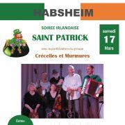 Saint Patrick : Crécelles et Murmures