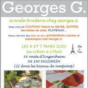 Grande Braderie Georges G à Ensisheim