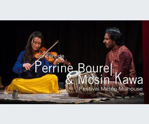 Concert de Perrine Bourel et Mosin Kawa
