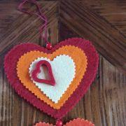 Atelier enfant - Coeur en feutrine