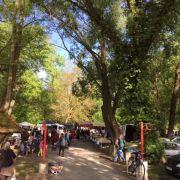 Marché aux puces à Didenheim 2018
