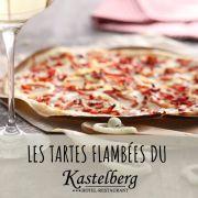 Soirée tarte flambée à volonté au Kastelberg