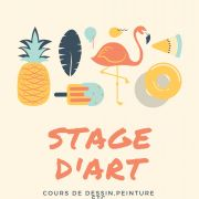 Stage d\'art