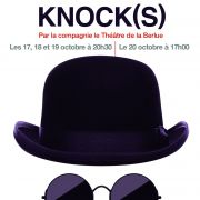 Knock(s) par le théâtre de la Berlue