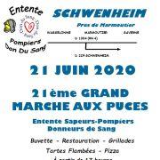 21ème Marché aux Puces de Schwenheim