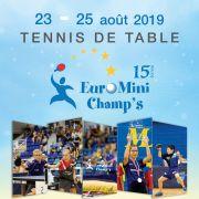 15ème édition des Euro Mini Champ\'s
