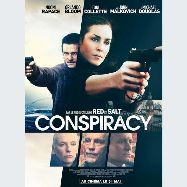 Avant premi re conspiracy strasbourg actu cin ma vox for Strasbourg cinema
