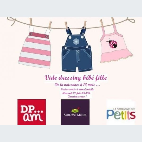 vide dressing b b fille strasbourg bourse aux jouets et v tements d 39 enfants. Black Bedroom Furniture Sets. Home Design Ideas
