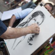Atelier d\'initiation au regard : dessin d\'après-modèle