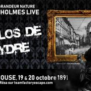 Sherlock Holmes Live