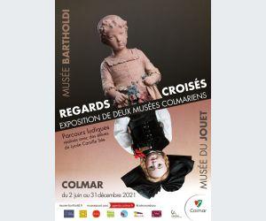 Regards Croisés - exposition de deux musées colmariens