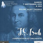 J.S. Bach en son temps