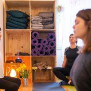 Yoga et Méditation avec les bols tibétains - online ou présentiel