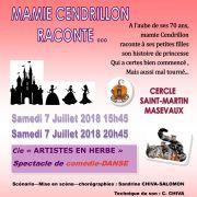 Mamie Cendrillon raconte