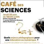 Café-débat : quels enjeux pédagogiques pour une éducation au numérique ?