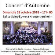 Concert d\'automne