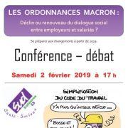 Débat : Les ordonnances Macron