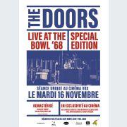 Concert :  The Doors Live At The Bowl \'68 - au Cinéma Vox