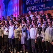 Concert gospel de Golden Harps