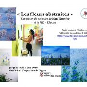 Les fleurs abstraites