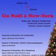 Un Noël à New-York
