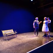 Spectacle des Ateliers Théâtre de l\'Ecole des Arts