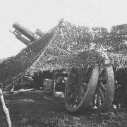 La vie dans les tranchées en 1914-18 et le camouflage