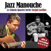 Le Chinois Quartet invite Yorgui Loeffler