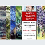 Expo aquarelles