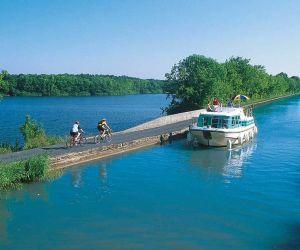 Terres d'Oh !  Balades sur les rives et canaux d'Alsace et de Lorraine