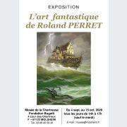L\'art fantastique de Roland Perret