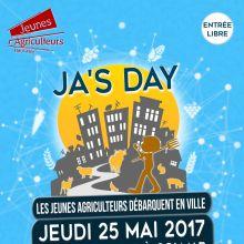 JA\'s Day : les Jeunes Agriculteurs débarquent en ville !