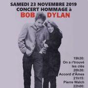 Concert hommage à Bob Dylan