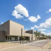 Visite architecturale : bois dans la construction