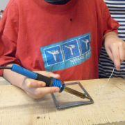 Atelier enfant : Vitrail